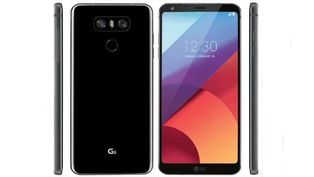 Spesifikasi Smartphone LG G6