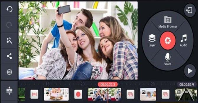 aplikasi video editor android