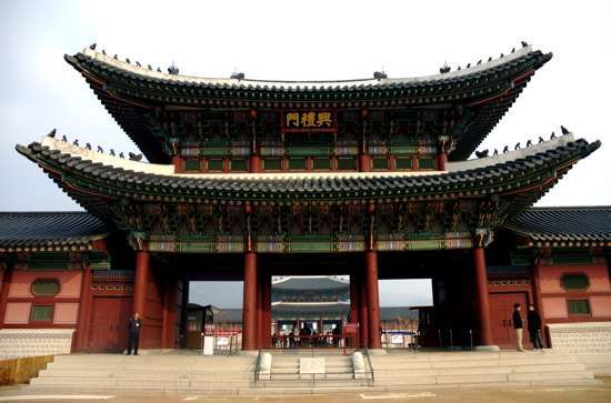 Liburan ke Korea Selatan