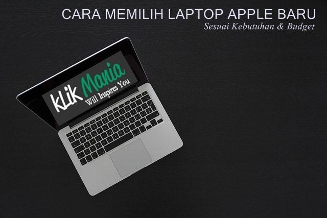 cara memilih laptop