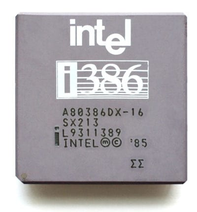 Persaingan Intel dan AMD