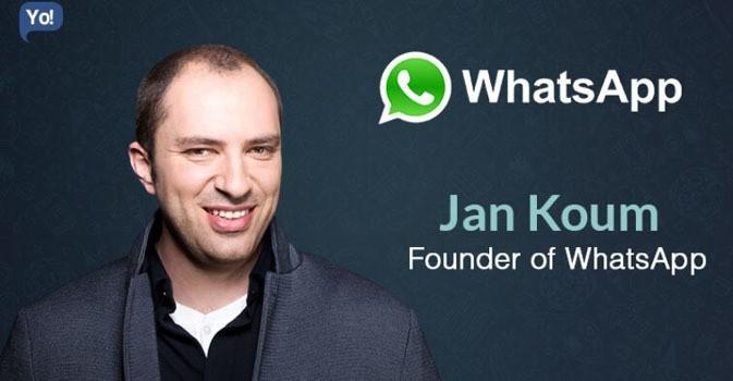 Pendiri WhatsApp