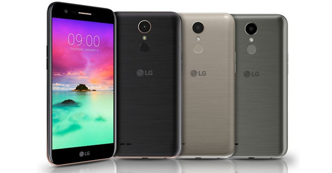 LG K10 2017 review