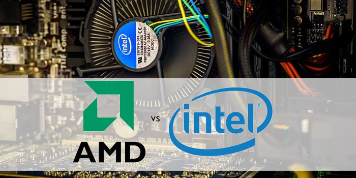 Persaingan Intel dan AMD