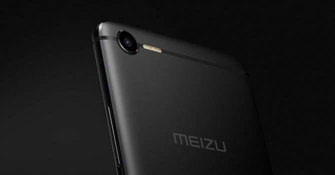 Smartphone Meizu E2