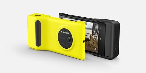 Smartphone dengan Megapixel Kamera Terbesar di Dunia
