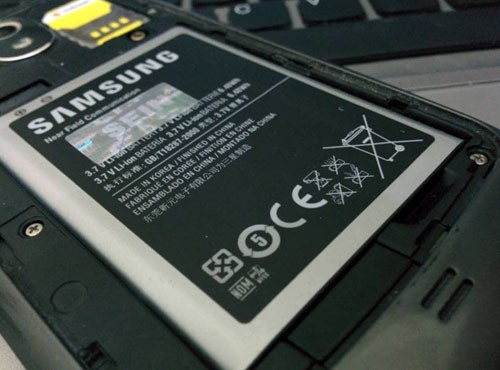 baterai removable