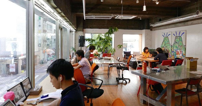 Bisnis Co-working Space