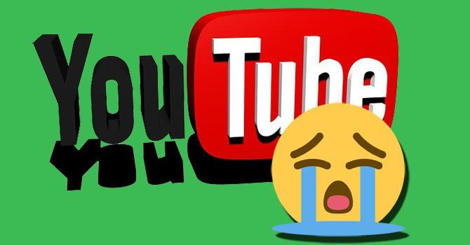 krisis youtube