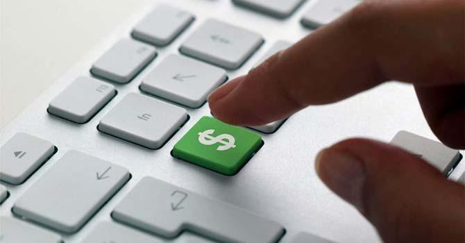 menghasilkan uang via internet