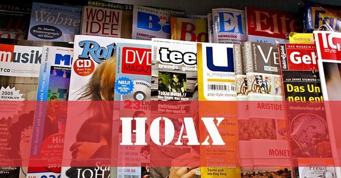 isu berita hoax
