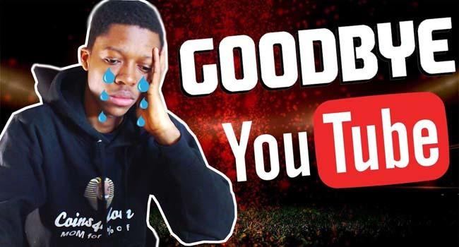 penyebab channel youtube dibanned
