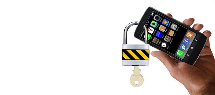mengamankan smartphone