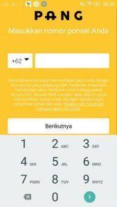Daftar No Hp di Pang Android