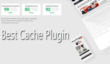 plugin cache terbaik