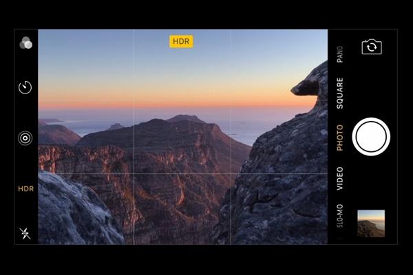Memotret dengan Kamera iPhone 7