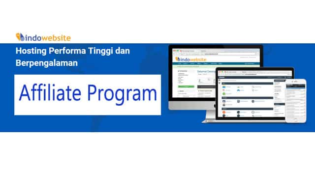 affiliate di Indowebsite