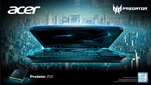 Acer Predator 21X review