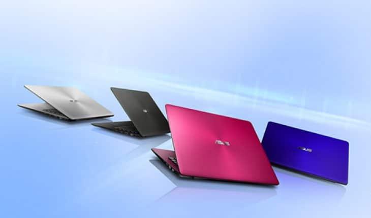 Spesifikasi Laptop Asus