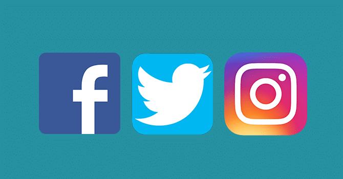 mengelola akun sosial media