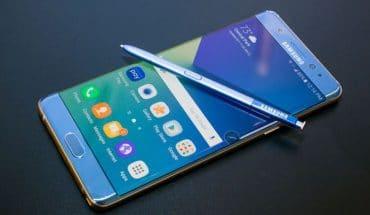 Samsung Galaxy Note Fe Ponsel Rekondisi Samsung Galaxy Note 7 Ayo