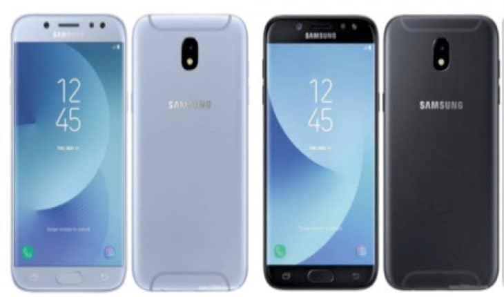 Samsung Galaxy J5 Pro dan J7 Pro