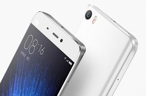 Xiaomi Mi 5S RAM 4 GB