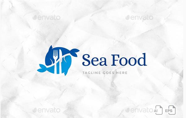 Logo yang Cocok Untuk Bisnis Sea Food