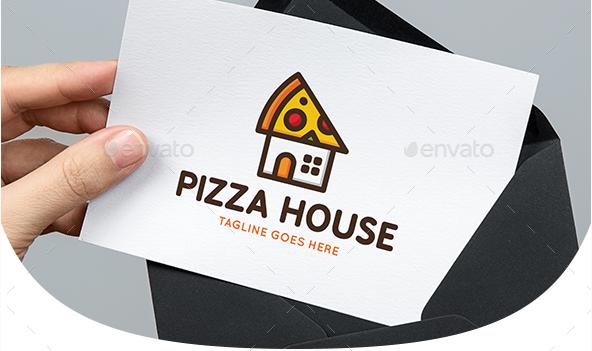 Logo yang Cocok Untuk Bisnis Pizza