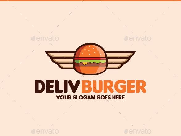 Logo yang Cocok Untuk Bisnis Burger Shop