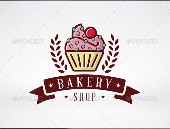 Logo yang Cocok Untuk Bisnis Cupcake