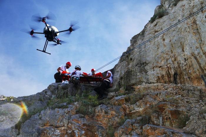 memanfaatkan drone
