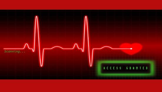 Pemindai Detak Jantung