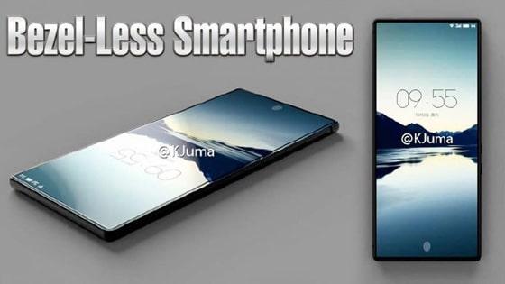 Smartphone Bezelless Terbaik
