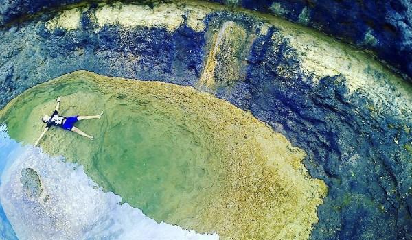 Teluk Bidadari, Wisata Teluk Bidadari, Hunting Teluk Bidadari