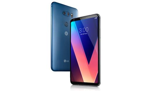 harga dan review Smartphone LG V30