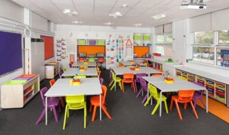 Ide Desain Interior Ruang Kelas Untuk Menciptakan Kenyamanan