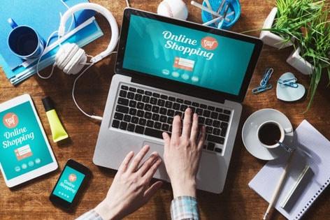 Membuat Blog Online Shop