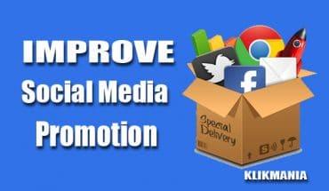 Promosi Blog ke Sosial Media