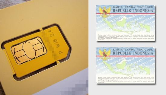 Registrasi Kartu SIM Prabayar