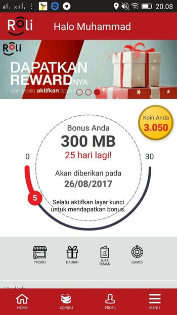 Paket Data Internet gratis telkomsel