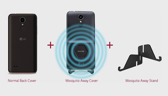 smartphone anti nyamuk