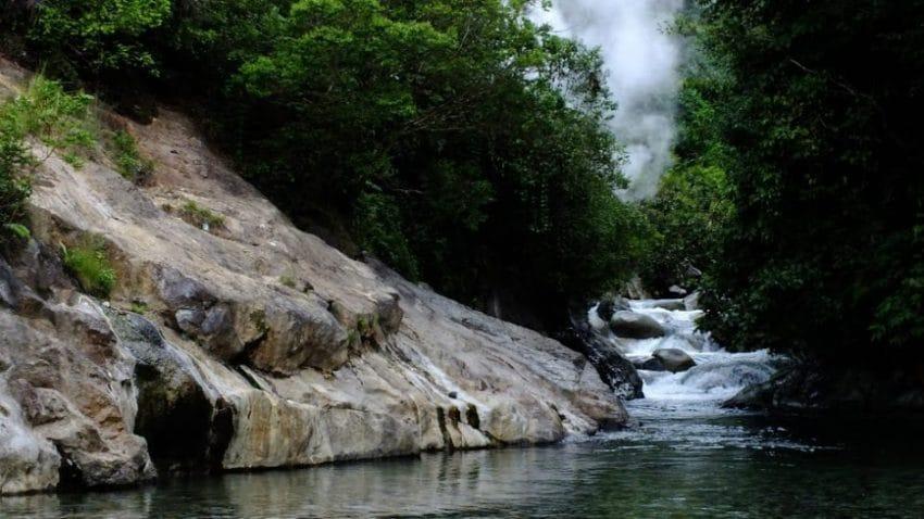 Wisata arung jeram Lebong Rafting