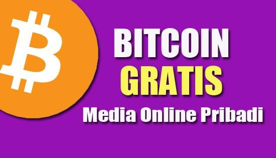Cara Mendapatkan Bitcoin Gratis