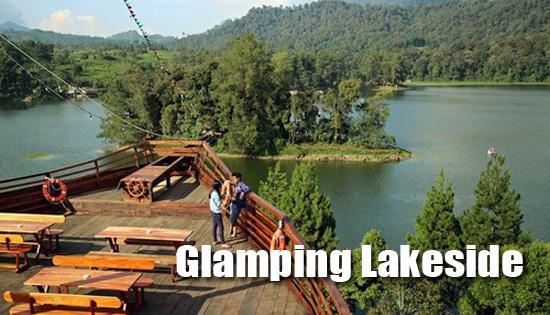 Glamping Lakeside