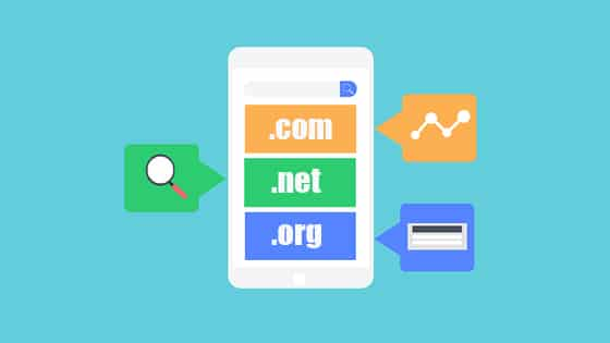 mengganti domain