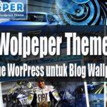 Membuat Blog Wallpaper