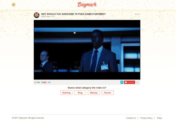 Nonton Video Di Baymack