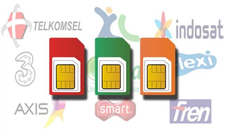 Satu Orang bisa Daftar Maksimal 3 Nomor untuk Registrasi Kartu Prabayar via SMS