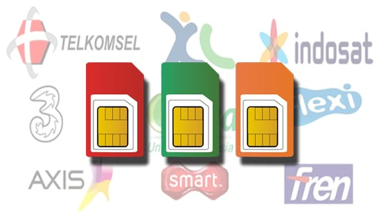 Registrasi Kartu Prabayar via SMS